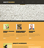 PRO Website Template #40751