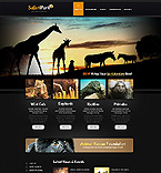 PRO Website Template #40768