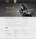 PRO Website Template #40798