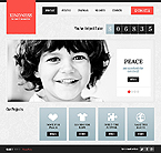 PRO Website Template #40895