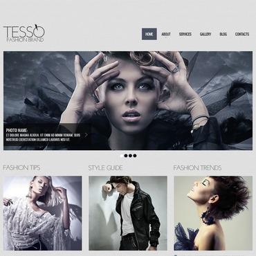 Website Template # 40969