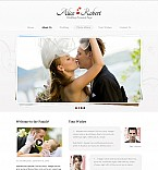 Stretched Flash CMS Theme Template #40994