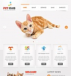 Moto CMS HTML Template #41013