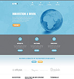 PRO Website Template #41136