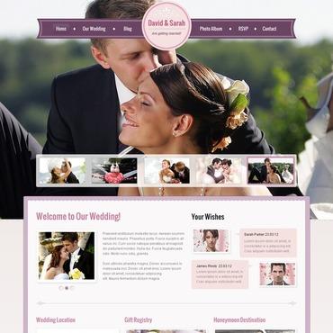 Website Template # 41282