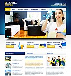 Stretched Flash CMS Theme Template #41389