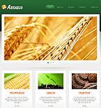 Agro Services Joomla Template