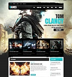 Moto CMS HTML Template #41450