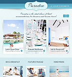 Facebook Static Theme Template #41696