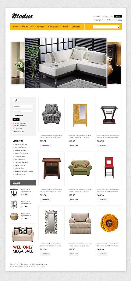 Webwinkels, eshop en ecommerce voorbeeld