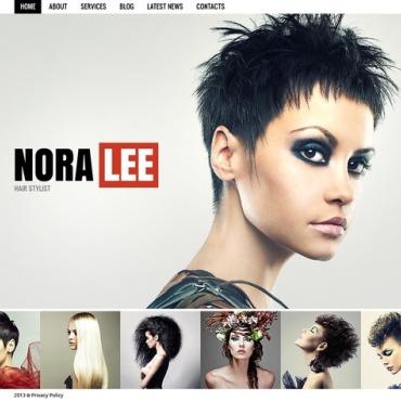 Website Template # 41713