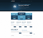 PRO Website Template #41839