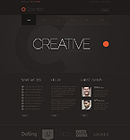 PRO Website Template #41840