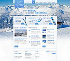 PRO Website Template #41939