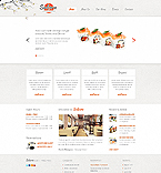 PRO Website Template #41996