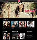 PRO Website Template #42132