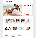 Download Template Monster Website Template 42185