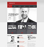 PRO Website Template #42247