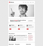 PRO Website Template #42323