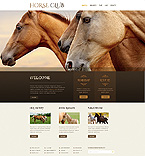 HTML5 JS Animated Template #42521