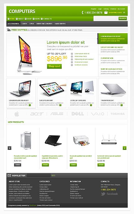Webshop, e-trgovina