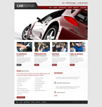 PRO Website Template #42561