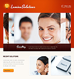 Facebook Static Theme Template #42651