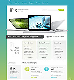 PRO Website Template #42653