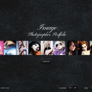 Photo Gallery Template # 42671