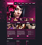 Responsive JavaScript Animated Template #42806