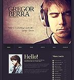 PRO Website Template #42833
