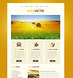 PRO Website Template #42835