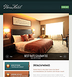 Facebook Static Theme Template #42926