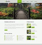 Download Template Monster Website Template 42981