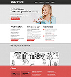 PRO Website Template #43073