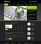 Stretched Flash CMS Theme Template #43182