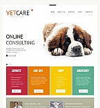 Moto CMS HTML Template #43232
