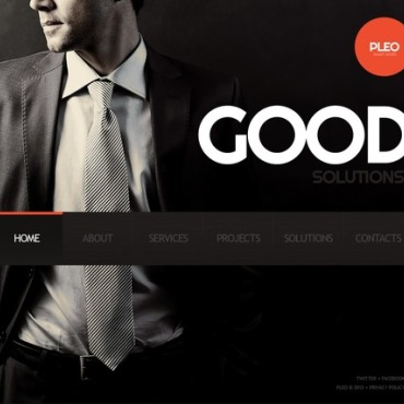 Website Template # 43553