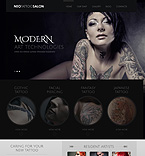WordPress Template #43569