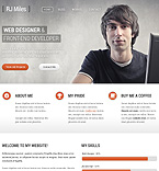 WordPress Template #43885