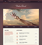 Church Drupal Template