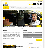 Responsive JavaScript Animated Template #44004