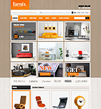 OpenCart Template #44024