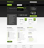 Stretched Flash CMS Theme Template #44114
