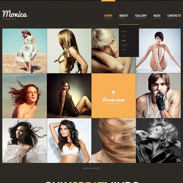 Website Template # 44289