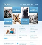 Moto CMS HTML Template #44348