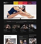 Bootstrap Template #44663