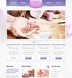 Stretched Flash CMS Theme Template #44799