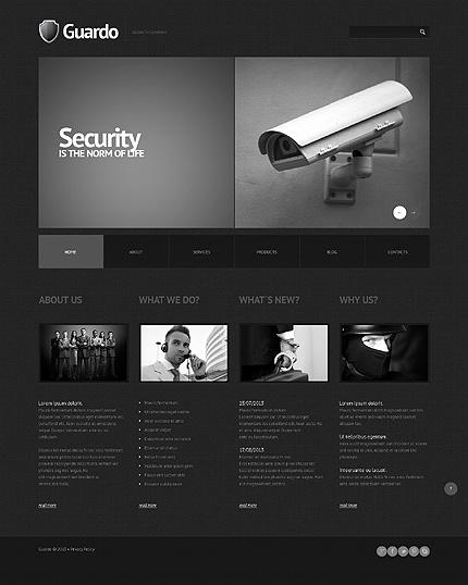 Security - Type wordpress-themes - Template # 45015 - Espresso Templates