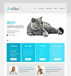 Moto CMS HTML Template #45099